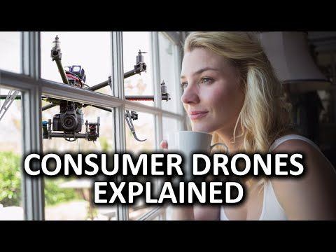 Consumer Drones (Quadcopters) as Fast As Possible