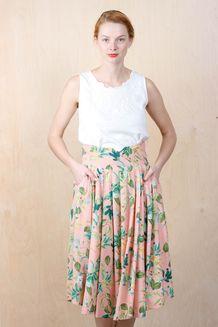 EM Tilda Skirt Flower