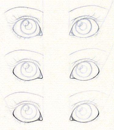 http://4needlework.tumblr.com Учимся рисовать глаза