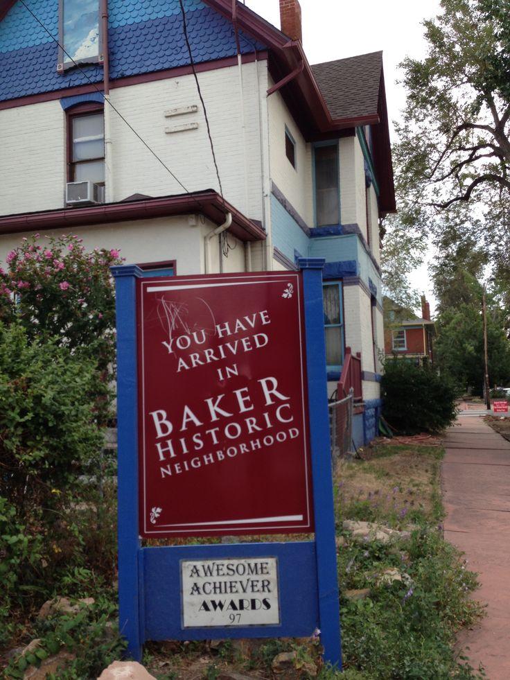 28 best Baker Historic District of Denver, Co images on Pinterest - fresh e blueprint denver