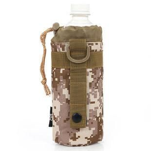 Molle pouch Military Gear Military Pouches Water Bottle Bags Men Waterproof Nylon Travel bag Wholesale