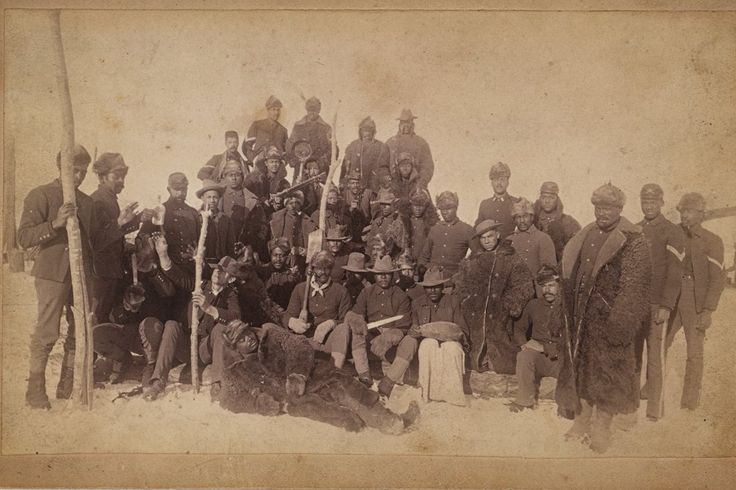 (ĸeĸe]♡ ! (@xoxo__shortness) | TwitterThomas S. Bremer @TomBremer  #BuffaloSoldiers Study from @NatlParkService —send your insight & comments: http://j.mp/2d9pWX4