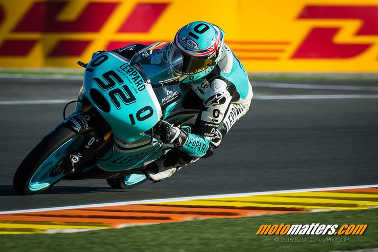 The NEW 2015 WORLD CHAMPION of MOTO3 : Danny Kent the first British World Champion for 28 years....Latest MotoGP News | MotoMatters.com | Kropotkin Thinks