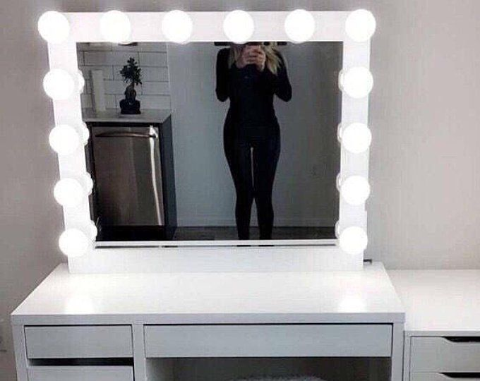 36x30low Shippinghollywood Vanity Mirrorperfect For Ikea Vanity