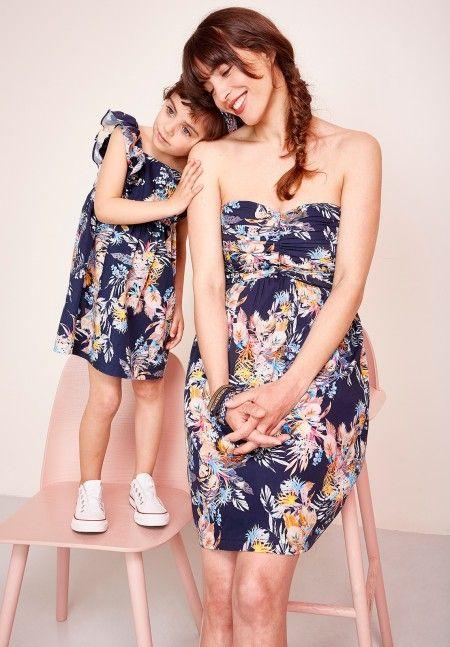 Envie de Fraise// The #Familycollection : des vêtements assortis parents enfants