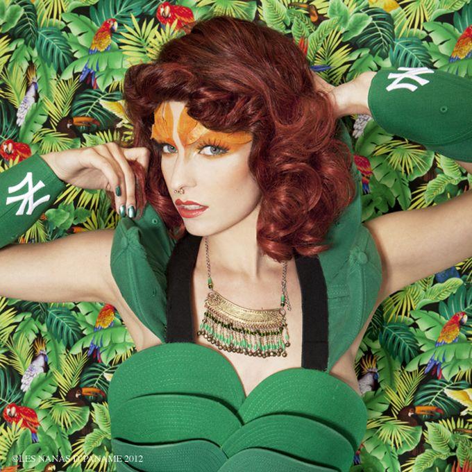 Ylva Falk, Danseuse / chorégraphe / styliste / DJ / chanteuse