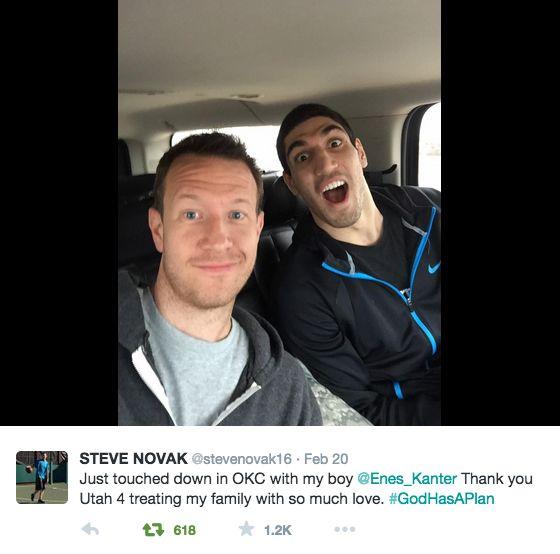 Q&A: New Thunder sharpshooter Steve Novak ready to take leadership role in OKC   News OK