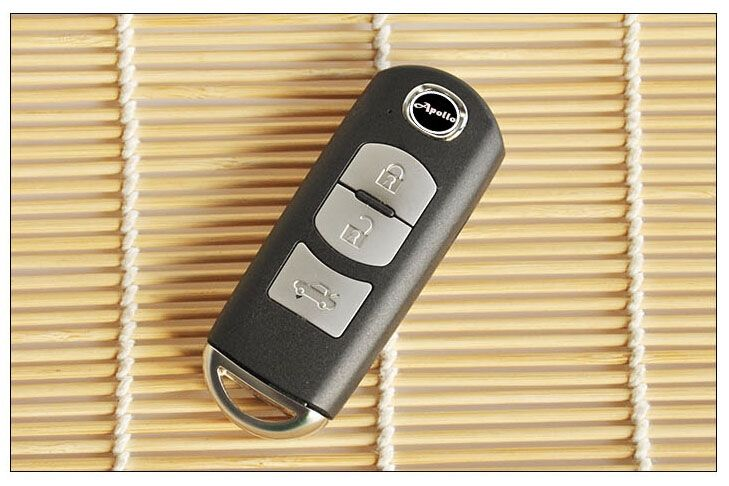 71.19$  Watch here - http://aliwhj.worldwells.pw/go.php?t=32651281641 - Keyless Entry Smart Card Remote Key For Mazda M3 M6 3 Button 315MHZ(Without Chip) 71.19$