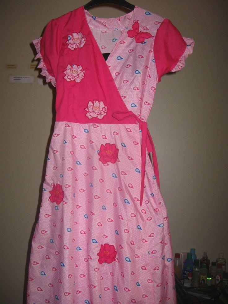 Kimona | surinaamse klederdracht | Pinterest
