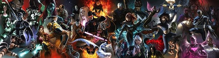 X-Men FTW.: X Men Member, The Artists, Marvel Art, Comic Books, Marvel Comic, Dc Comic, Comic Art, Super Heroes, Marko Djurdjev