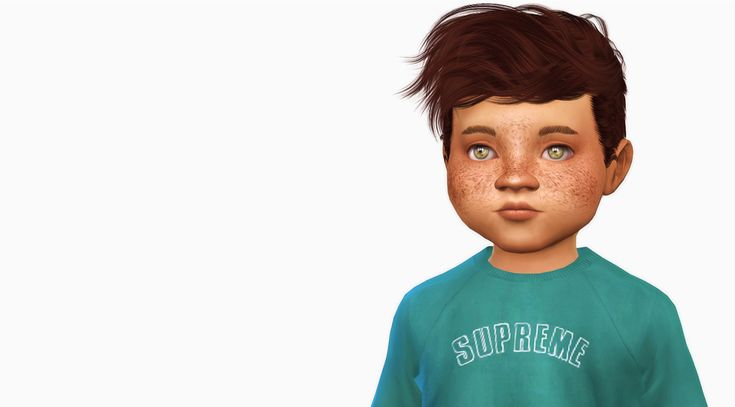 Stealthic Wavves - Toddler Version ♥ [SimFileShare]( NEEDS ORIGINAL MESH )