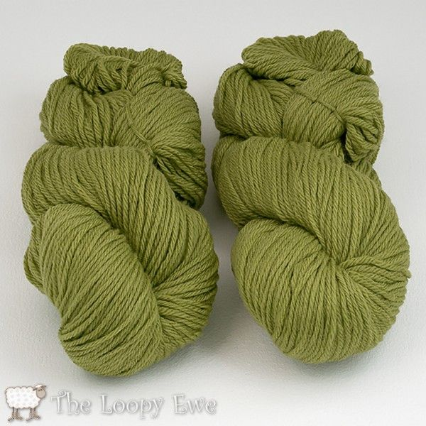 8914 Granny Smith in 220 from Cascade at The Loopy Ewe ($8.00)