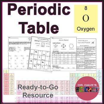 63 best Middle School Chemistry images on Pinterest Chemistry - atomic structure worksheet