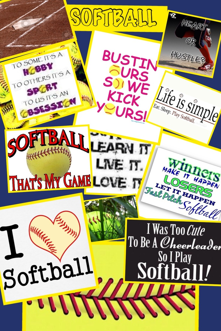 Softball Life Quotes 110 Best Softball Images On Pinterest  Softball Stuff Softball