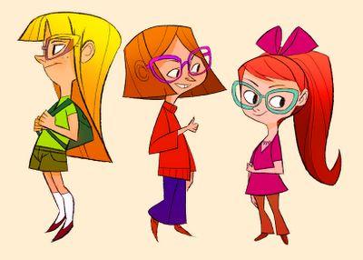 Alison's Art Blog: character design