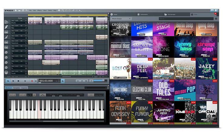 Music Maker Screenshot