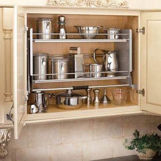 24 best Kitchen Cabinet Organization images on Pinterest | Kitchen ...