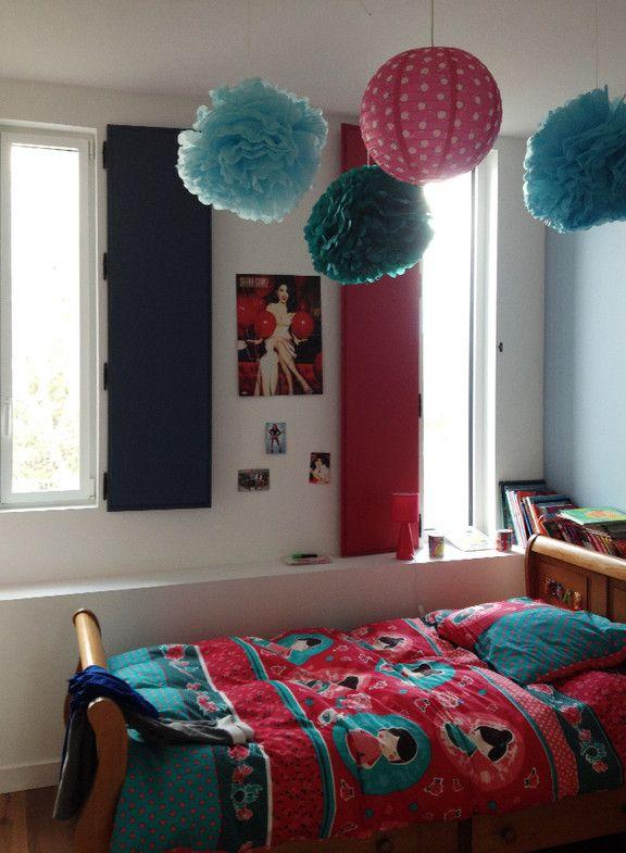 les 25 meilleures id es de la cat gorie volets int rieurs. Black Bedroom Furniture Sets. Home Design Ideas