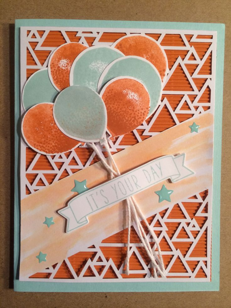 Stampin Up Paper Pumpkin May 2016, Many Manly Occassions by Pat McG.