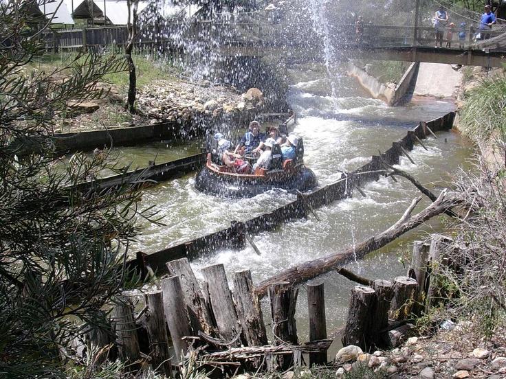 Snowy River Rampage from Australia's Wonderland / Wonderland Sydney