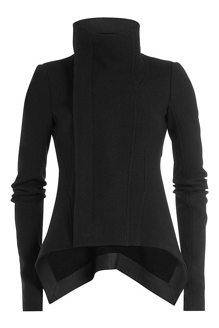 Jacke aus Schurwolle detail 0