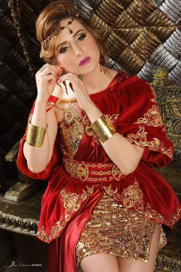 #KenzaMorsli karakou algeroi