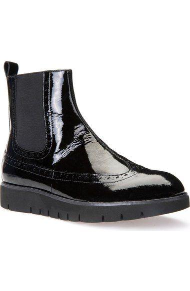 Geox 'Blenda' Platform Chelsea Boot (Women) available at #Nordstrom