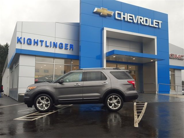 Used Ford Explorer Limited 2013 in Coudersport PA - 11658