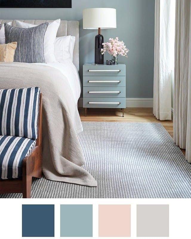 Linda Paleta De Colores Para Un Dormitorio Colores Para Dormitorios Matrimoniales Paletas De Colores Para Dormitorio Colores Habitacion Matrimonial