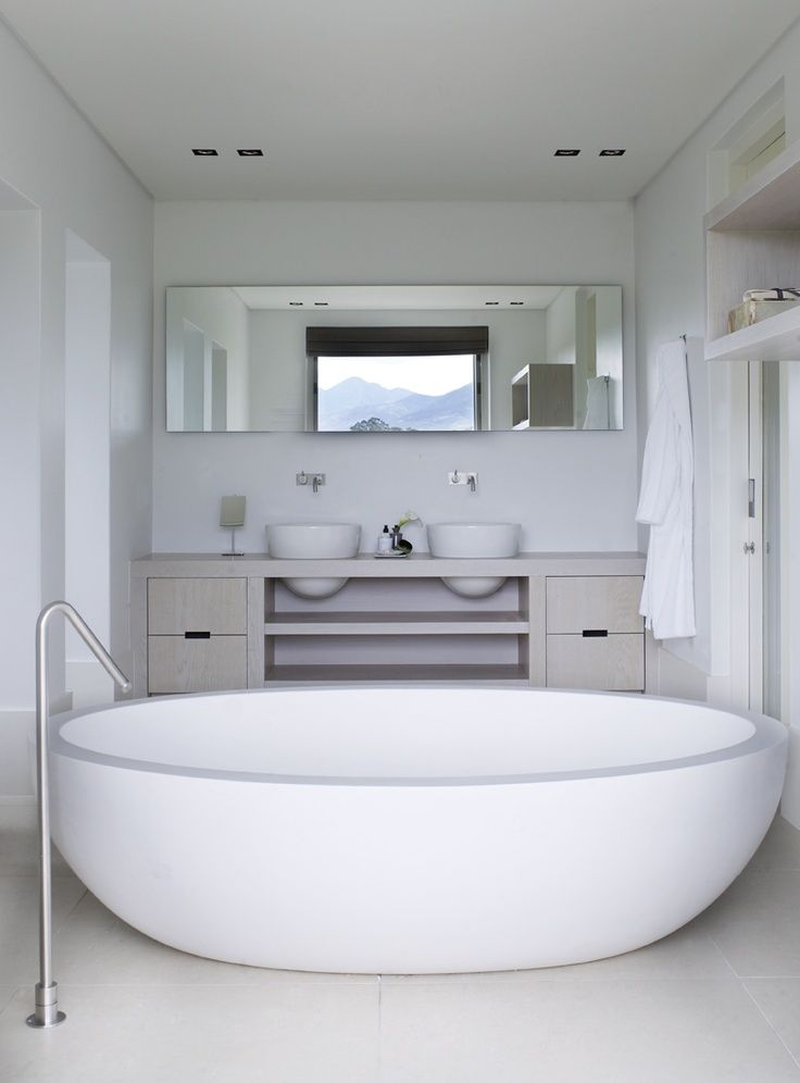 Pin van jolien couvreur op b a d k a m e r pinterest badkamer - Badkamers bassin italiaanse design ...