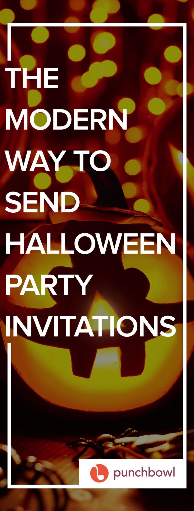 Paper invites are too formal, and emails are too casual. Get it just right with online invitations from Punchbowl. We've got everything you need for your Halloween party.     https://www.punchbowl.com/online-invitations/category/23?utm_source=Pinterest&utm_medium=51.4P