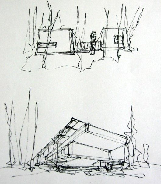 Thinng 4600 Architectural Sketch
