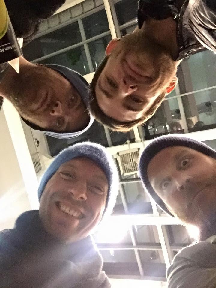 Coldplay   :  Ciao Italia !  10 dicembre 2015