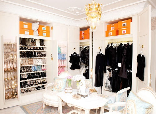 Big big closet!: Dream Closets, Dressing Rooms, Decor, Closet Envy, Dreams, Dream House, Wardrobe, Design