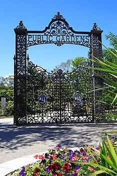 Main Gate, Halifax Public Gardens