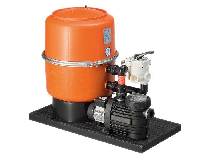 Styropool® Rechteck Becken 1,50m tief - 4x8m