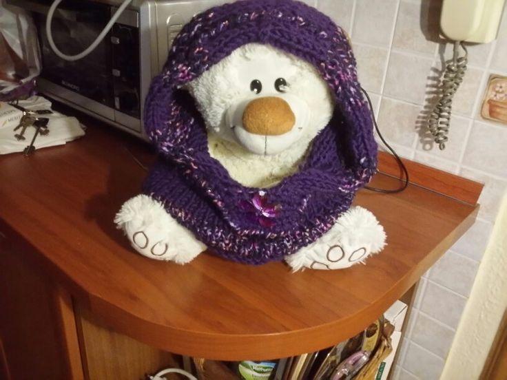Cappuccio lana