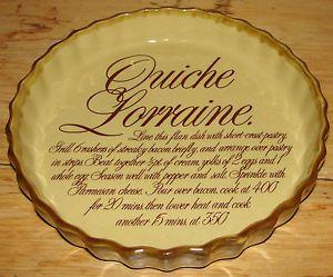 T.G. Green Quiche Lorraine Dish - TG Green   | eBay