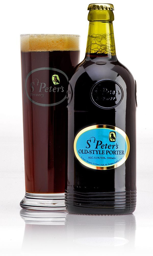 St. Peter's Brewery - St. Peter's Old Style porter 5,15 pullo
