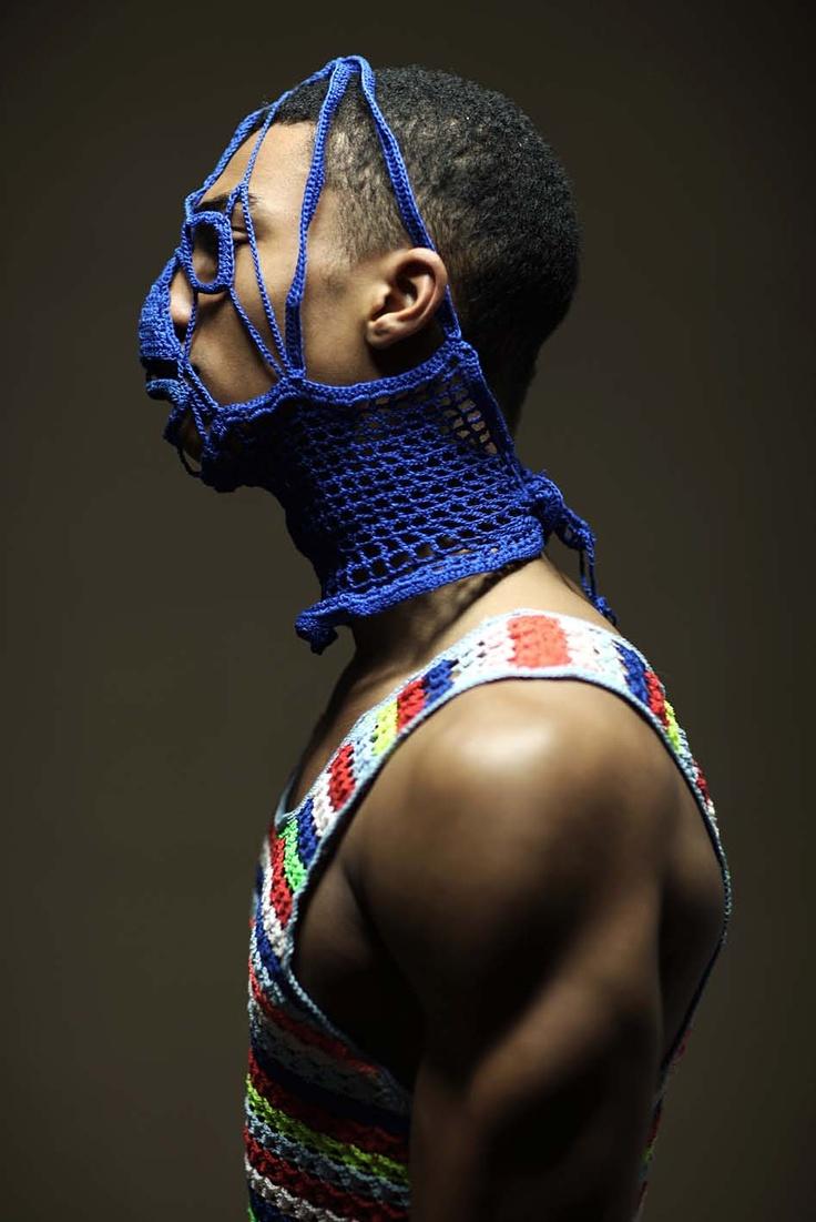 Walter Van Beirendonck / #mask / on TTL Design