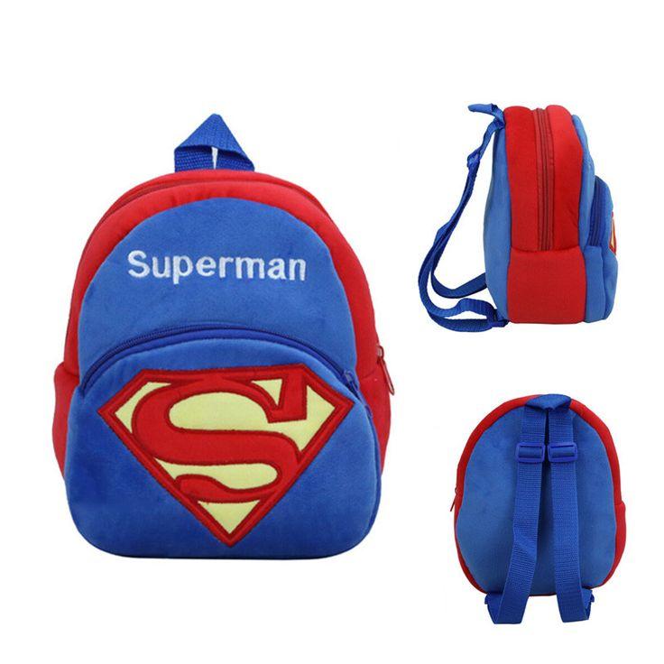 Children's Gifts Kindergarten Boy Backpack Plush Baby Children School Bags For Girls Teenagers Kid Plush Toy Bag mochila