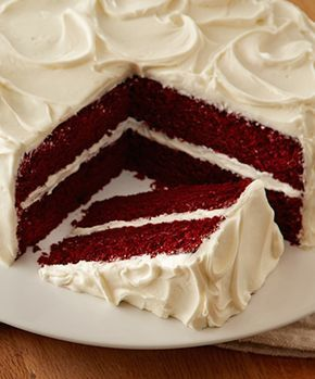 HERSHEY'S Red Velvet Cake Recipe