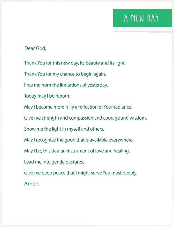 New Day by Marianne Williamson