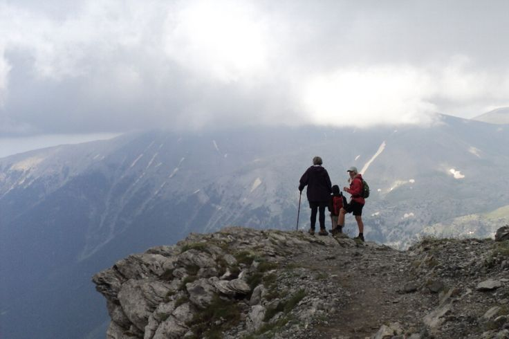 Trekking in Greece's highest and most famous mountain. http://www.greentours.gr/tours/trekking