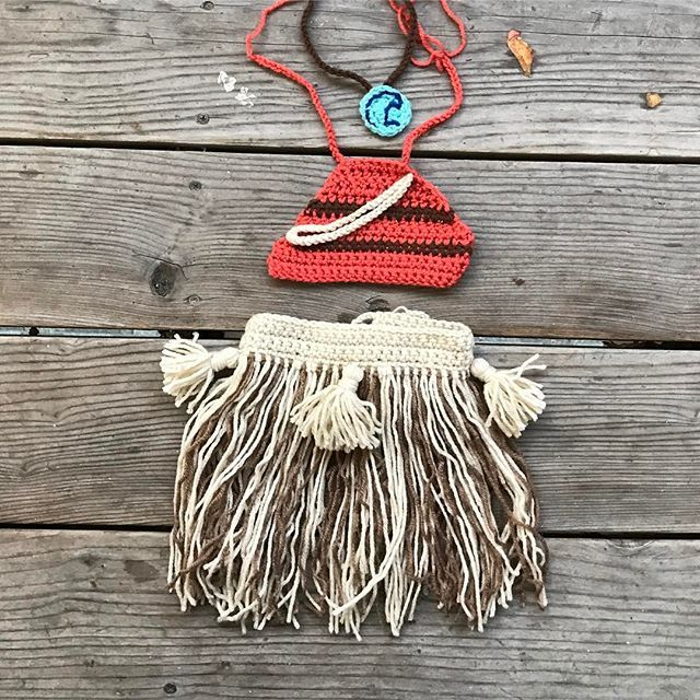 Hello #moana!! Look out for Moana Outfit going up on etsy, Disney's Newest Movie #moana • • #etsy #etsyshop #etsylife #crochet #crochetlife #crochetforacause #crochetmaker #crochetslouchybeanie #handmade #mombusiness #supportlocal #supportmoms #beanies #makers #designers #crocheters #yarn #bigtwist #joanns #disney #disneymoviemoana #heartoftefiti #iammoana #moana