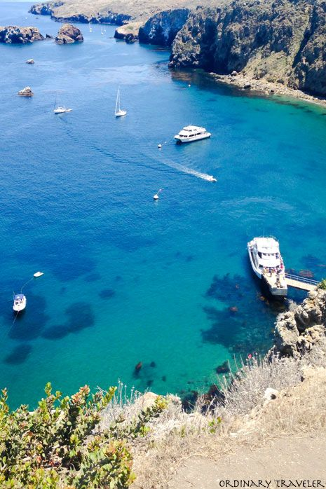 California's Channel Islands Camping Tips!