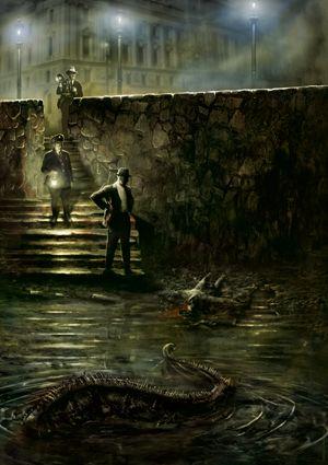 Lovecraft inspired art