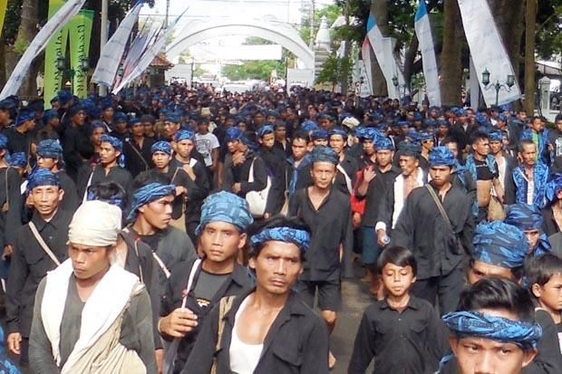 Warga Baduy Minta Perhatian Presiden Jokowi