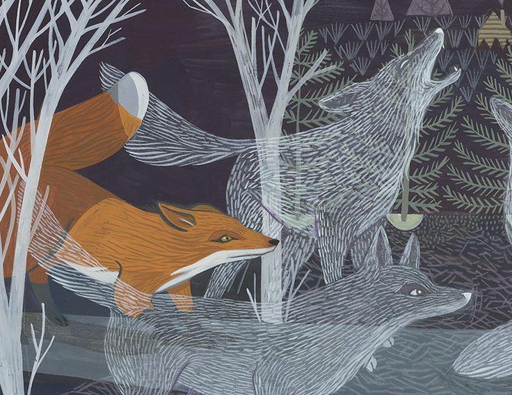 COYOTE STORIES — Rebecca Green