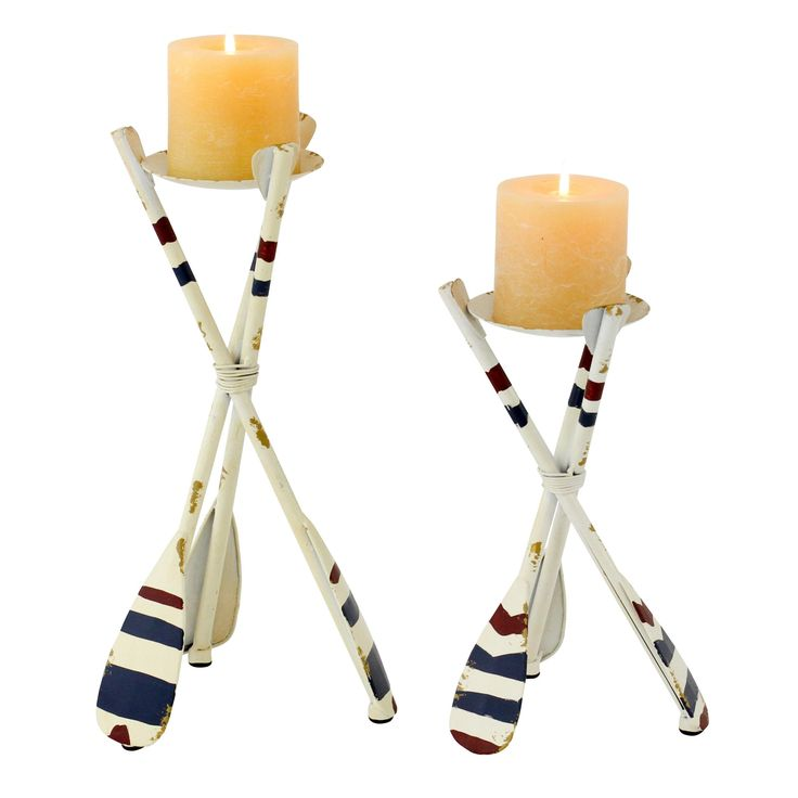 Aspire Rielle Nautical Candle Holders